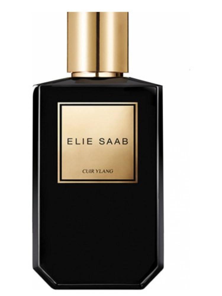 عطر ايلي صعب كيور يلانغ elie saab cuir ylang perfume