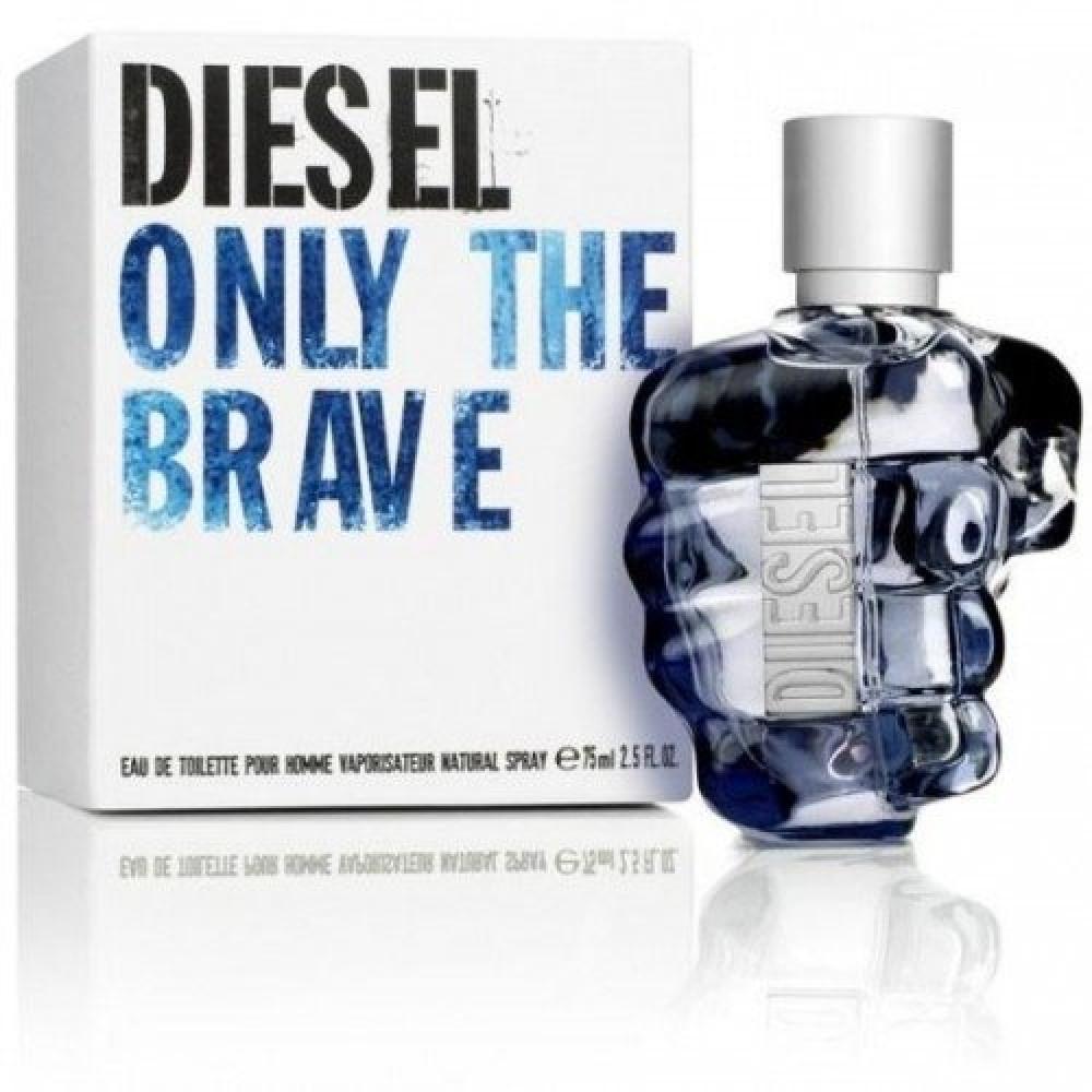 Diesel Only The Brave Eau de Toilette 125ml خبير العطور