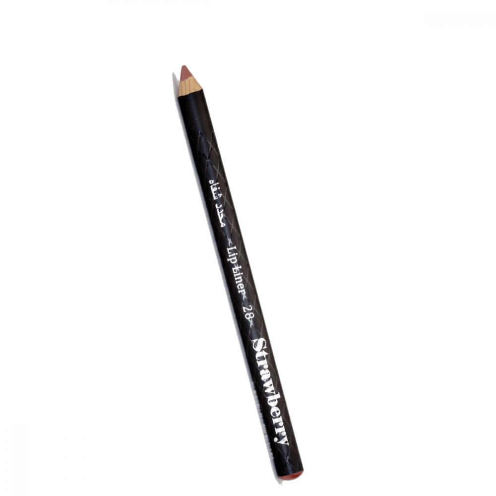 Strawberry  Lip Liner Pencil  No-28