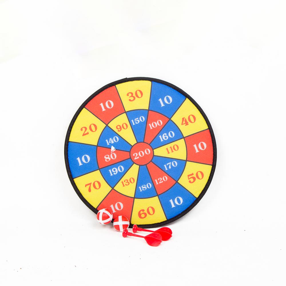 لعبة رمي السهم لعبة رمي السهام الملونة المغناطيسية لعب الاطفال