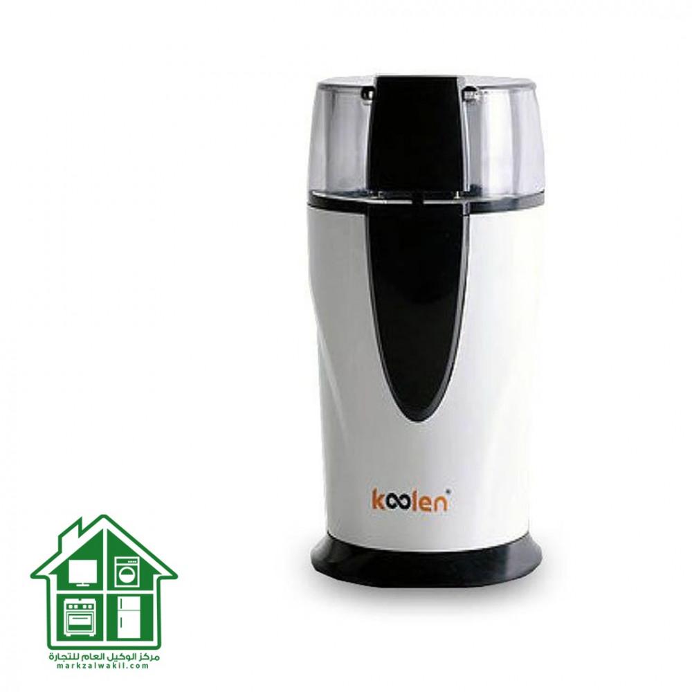 كولين مطحنة قهوة150 واط شفرة و وعاء ستانلس ستيل801115001