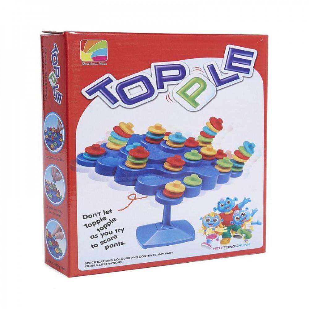 TOPPLE, Toys, لعبة توبل, ألعاب