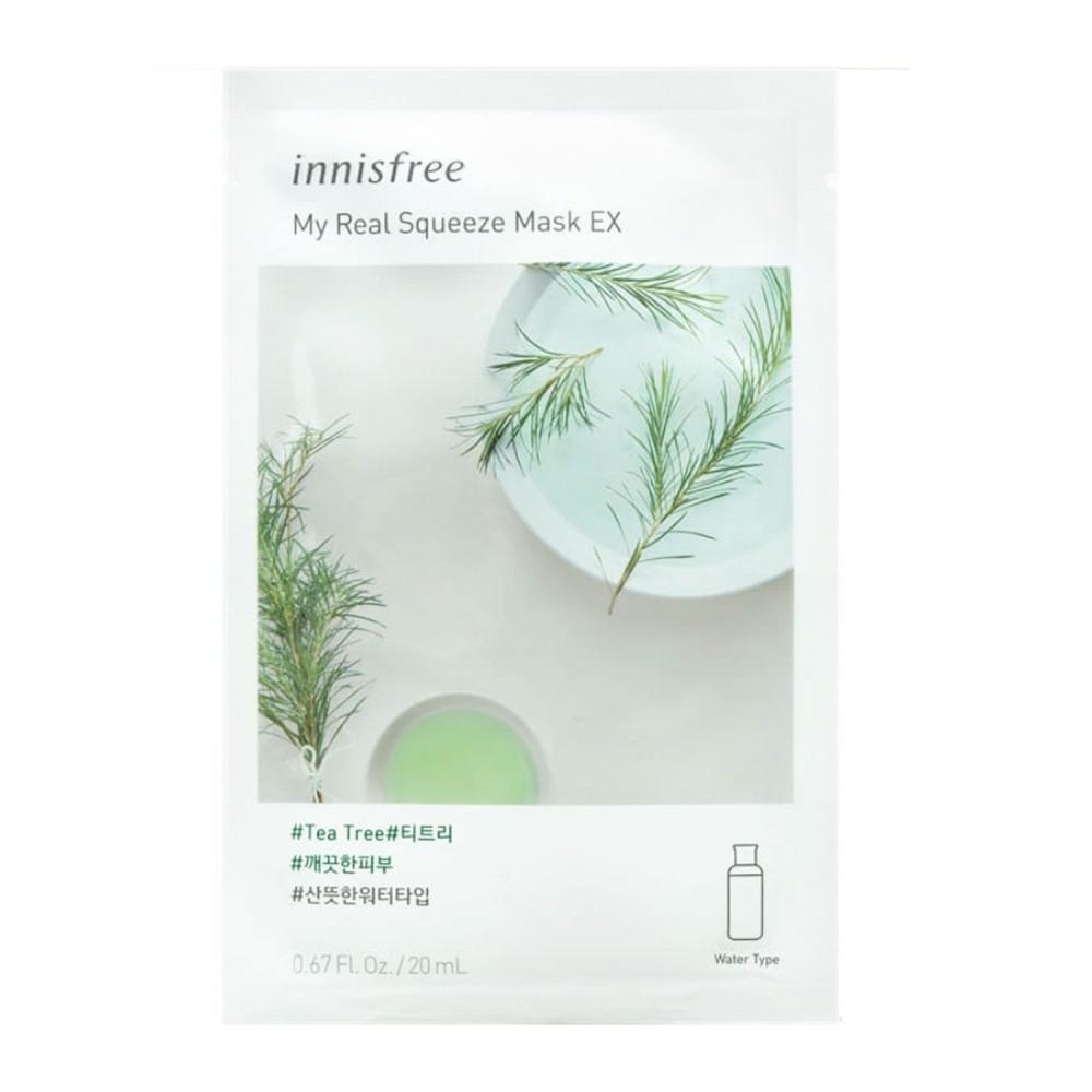 طريقة العناية بالبشرة أفضل منتجات العناية الكورية ماسك شجرة الشاي متجر