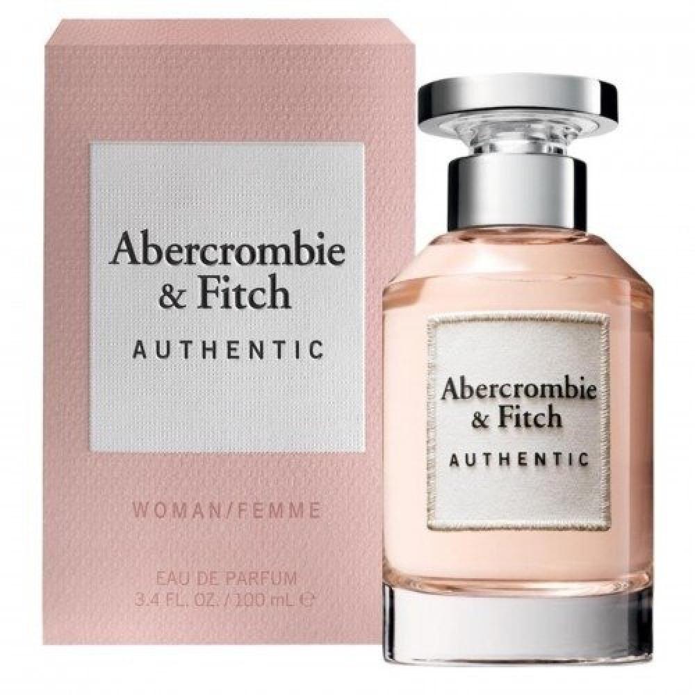 Abercrombie-Fitch Authentic for Woman Eau de Parfum 100ml خبير العطور