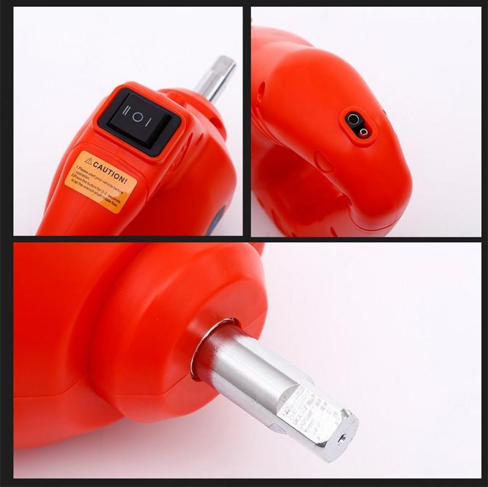 عفريتة كهربائية مع مفك ومنفاخ كهربائي