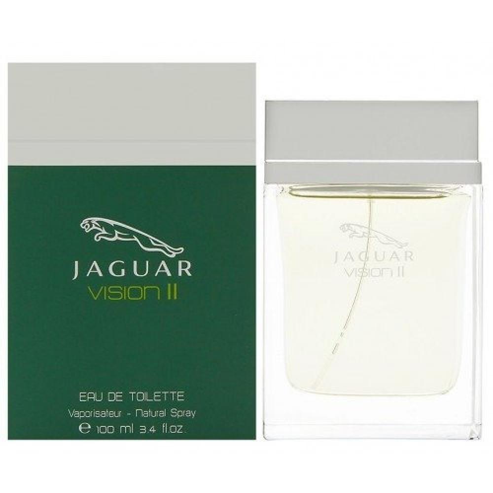 Jaguar Vision II Eau de Toilette 100ml خبير العطور