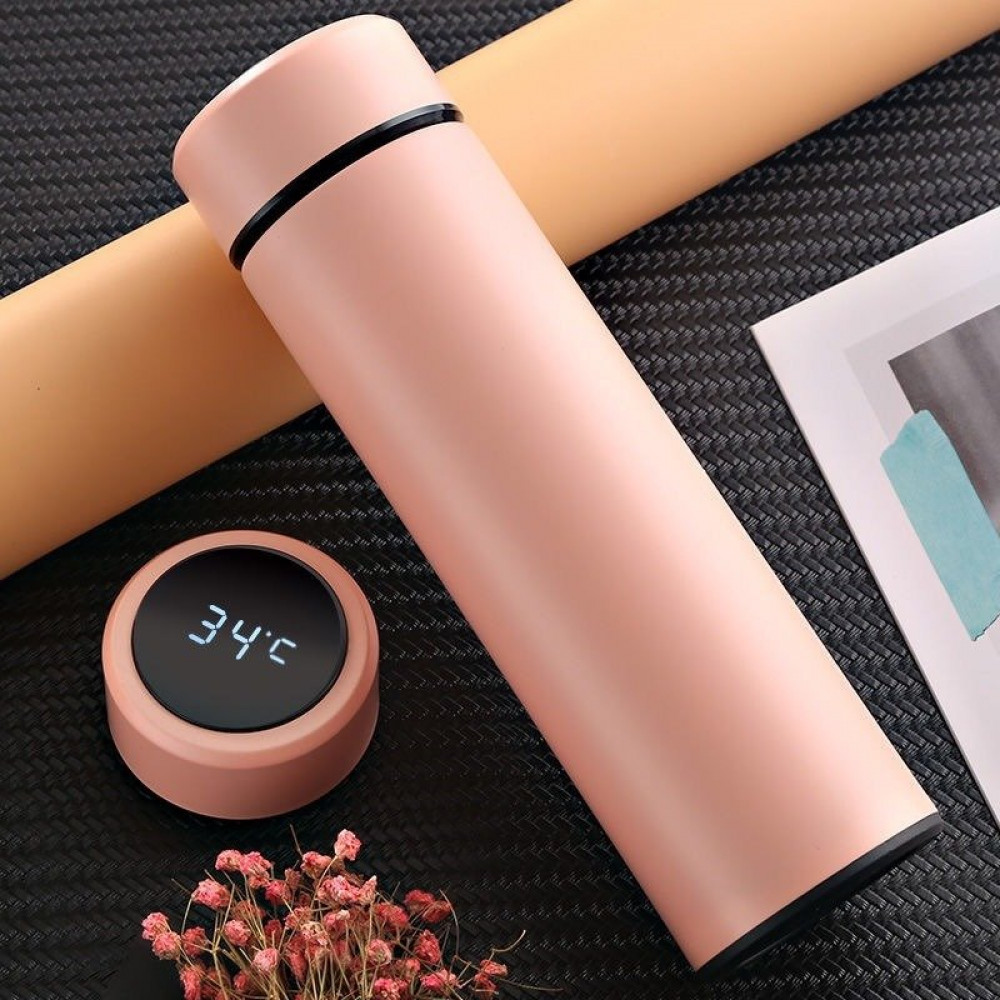 حافظة حرارة ومبرد ذكية بشاشة لمس متعددة الالوان