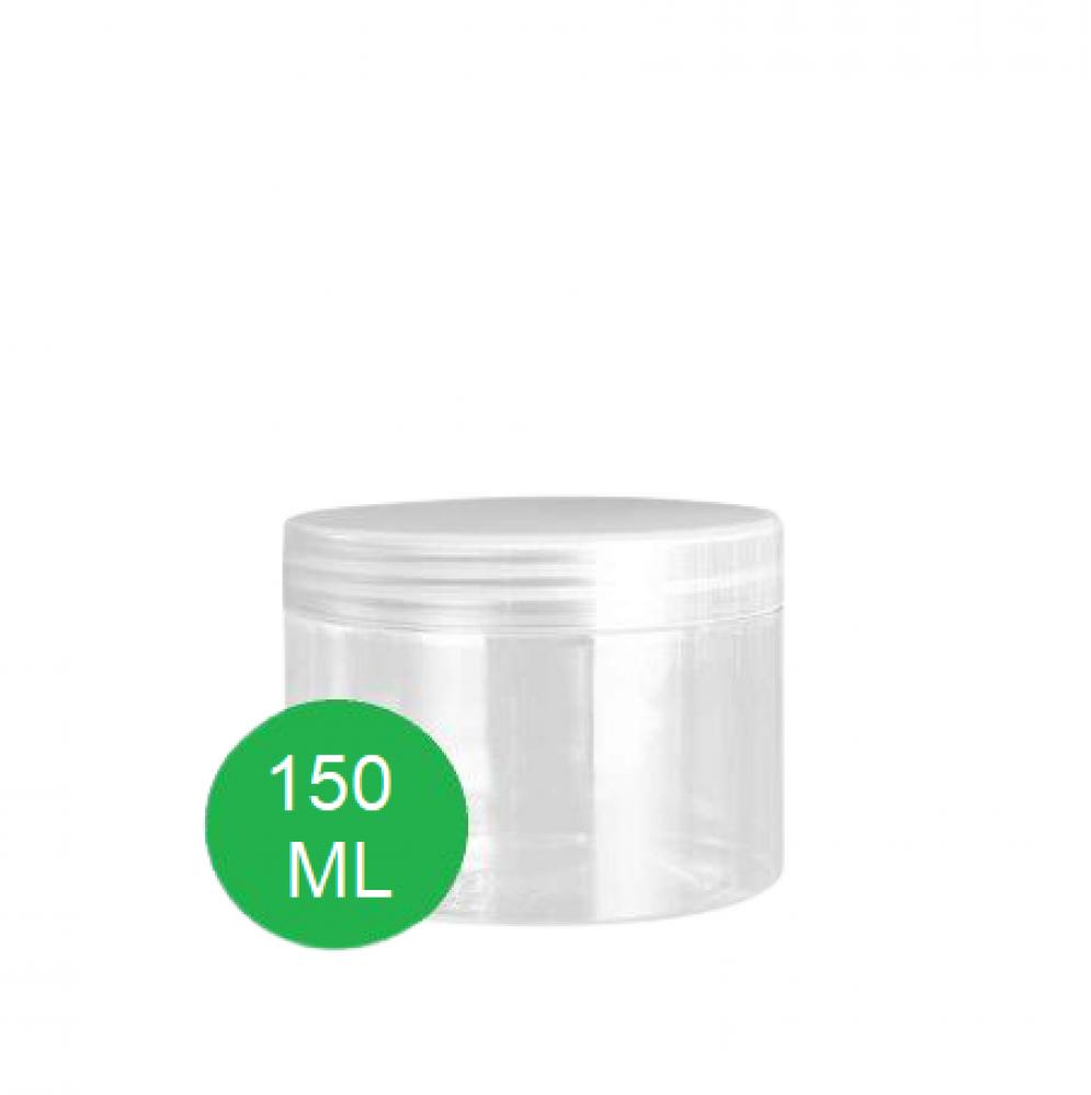 علب بلاستيك 150 مل
