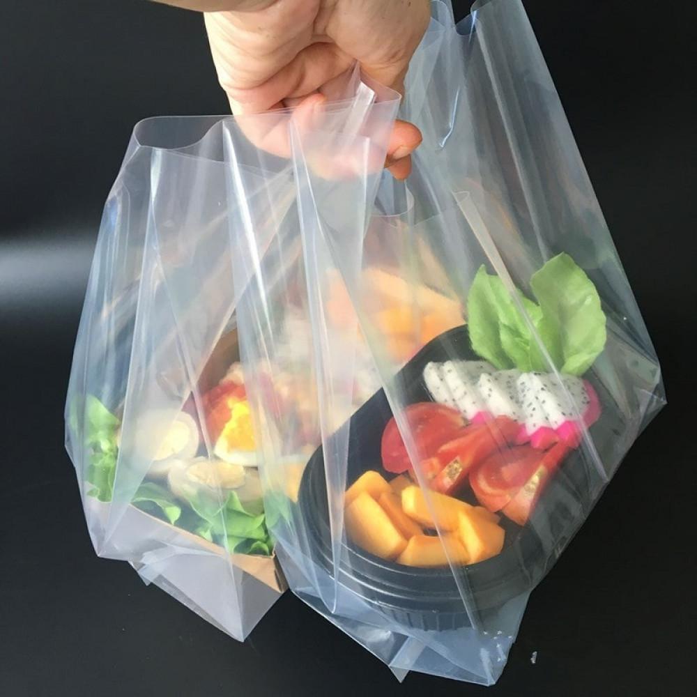 اكياس شفافة للتسوق