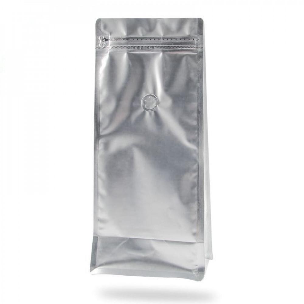 اكياس قهوة فضي 500 جرام