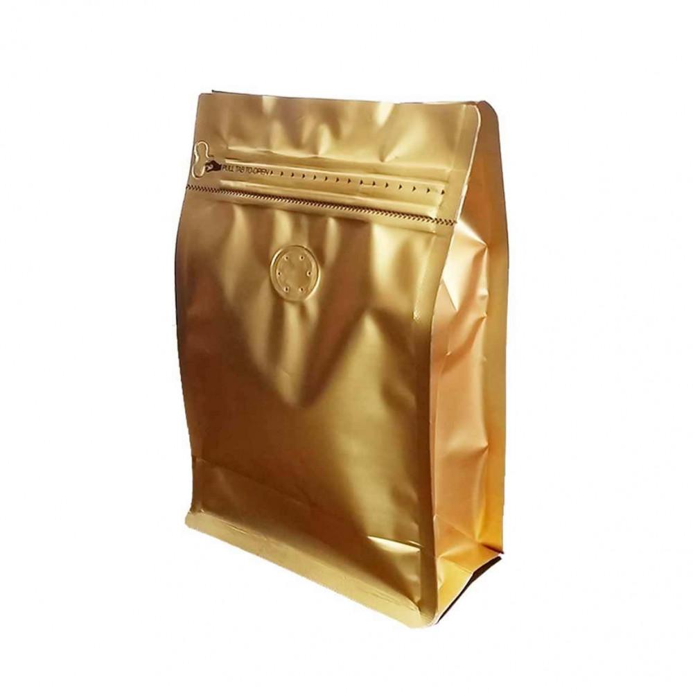 اكياس قهوة ذهبي