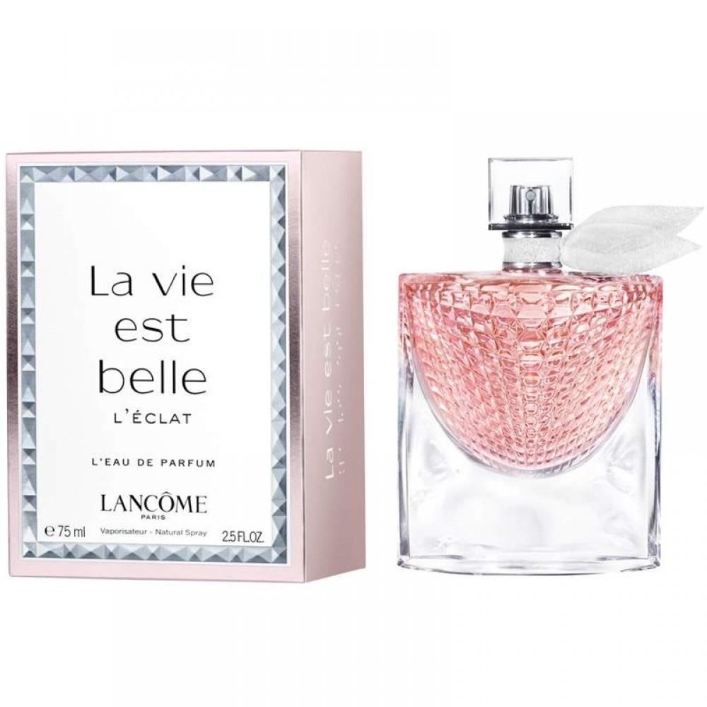 عطر لافي ايست بيل ليكلا لانكوم la vie est belle leclat lancome perfum
