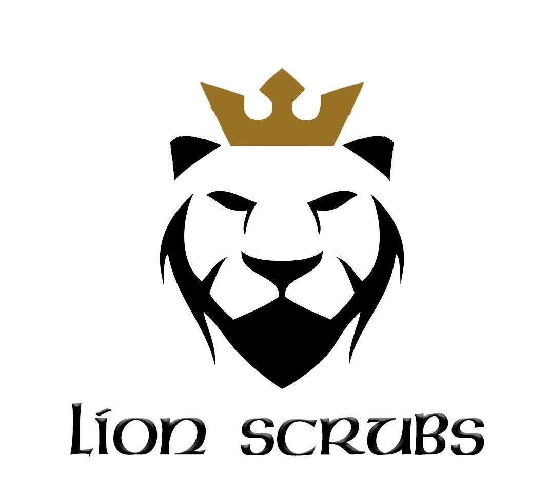 Lion Scrubs