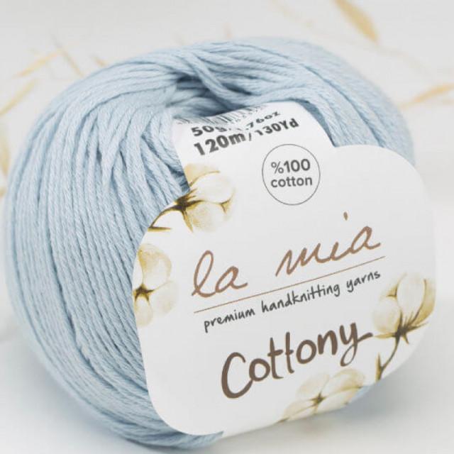 cottony