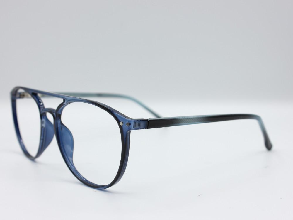 نظارة طبية من ماركة T دائرية مع عدسات حماية للجنسين فائقة الجودة 2021