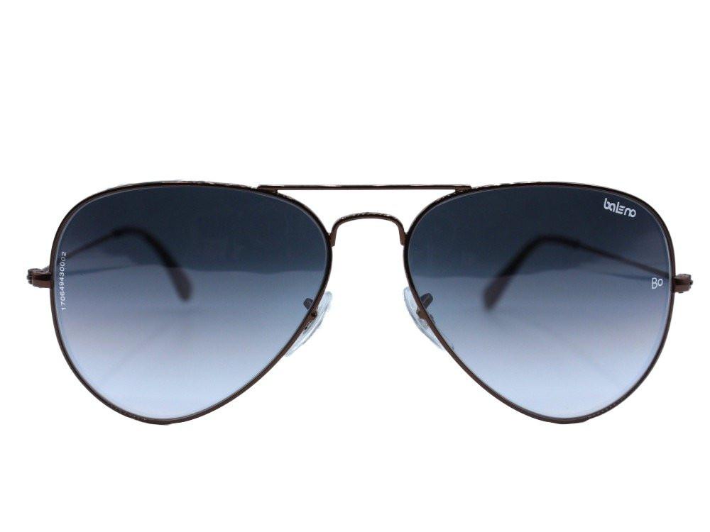 نظاره شمسية كلاسيكية من ماركة BALENO  لون العدسة اسود مدرج رجالي فاخرة