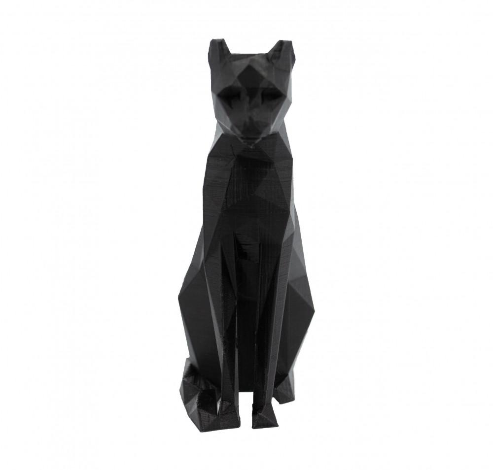مجسم ثري دي قطة