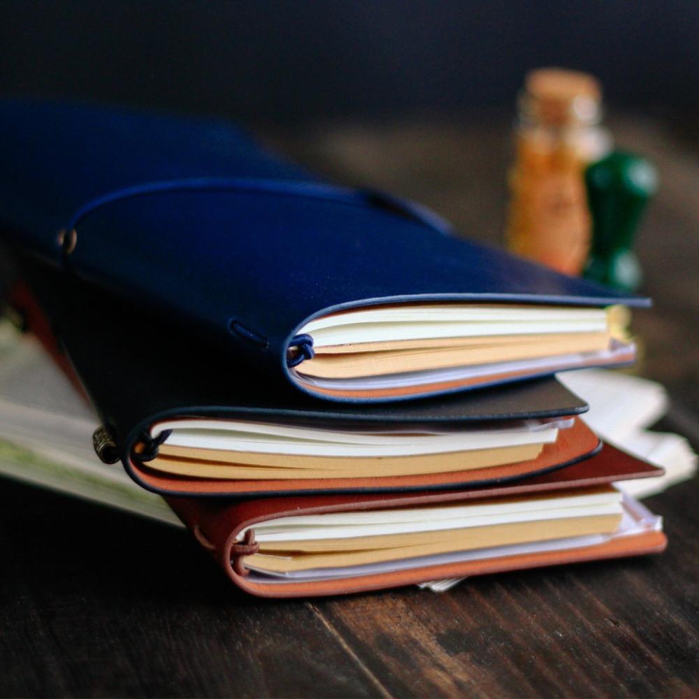 هدية دفاتر جلد أجندة جلد دفاتر الملاحظات كراسة كشكول دفتر هدايا متجر