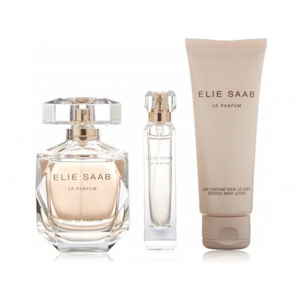 Elie Saab Elie Saab Le Parfum 90ml 3 Gift Set-Sample متجر خبير العطور