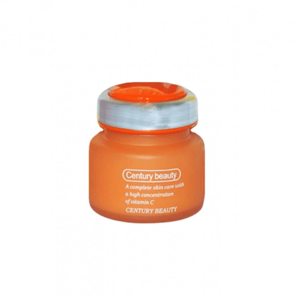 كريم أساس فيتامين سي لتفتيح الوجه من دزار بيوتي - 50ج