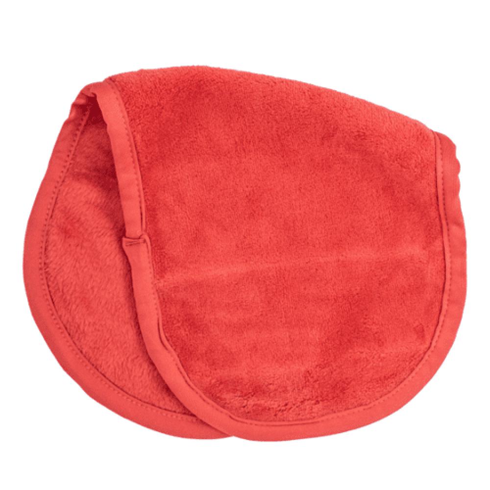 المنشفة السحرية لازالة المكياج احمر