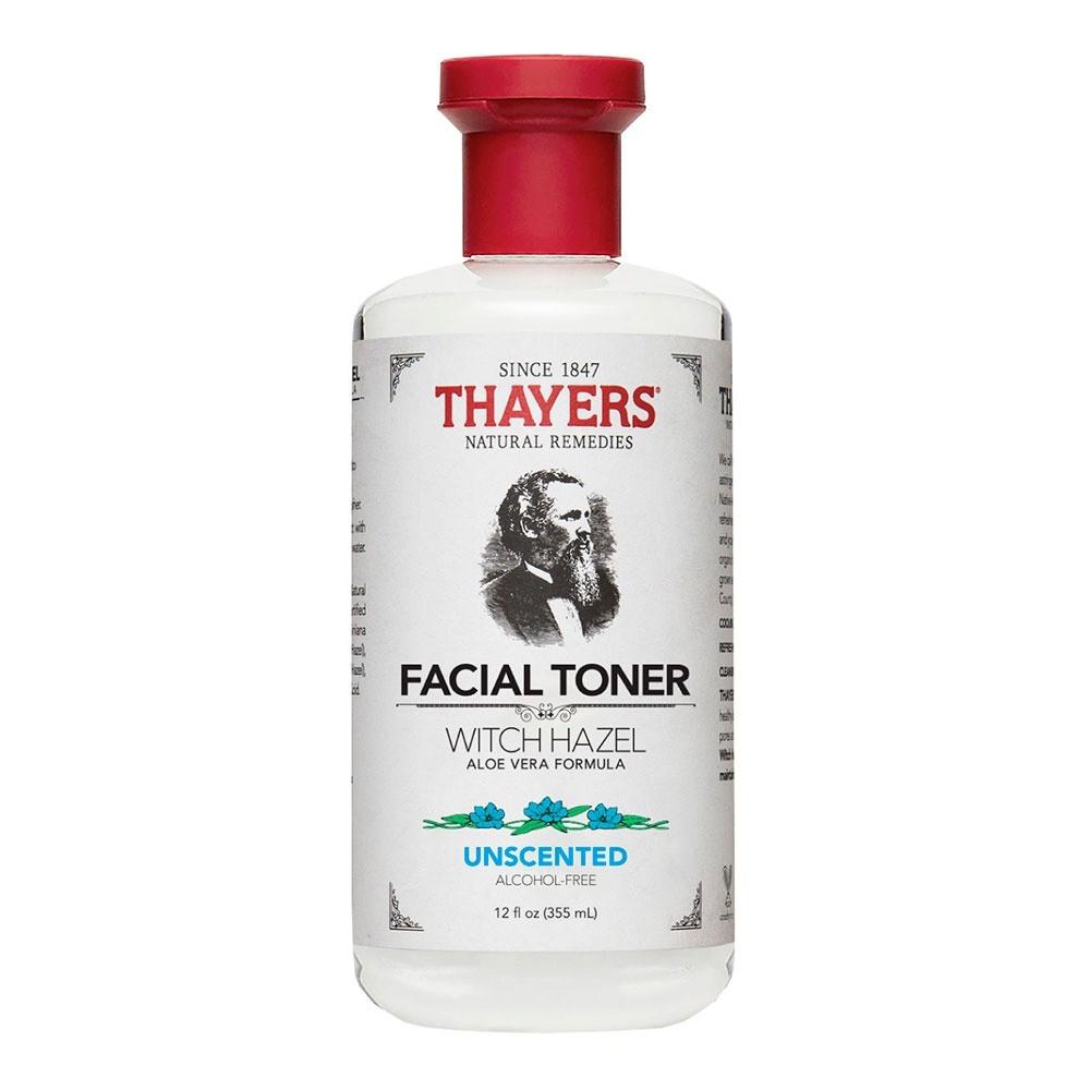 ثايرز - تونر ماء الورد بدون رائحه 355 مل