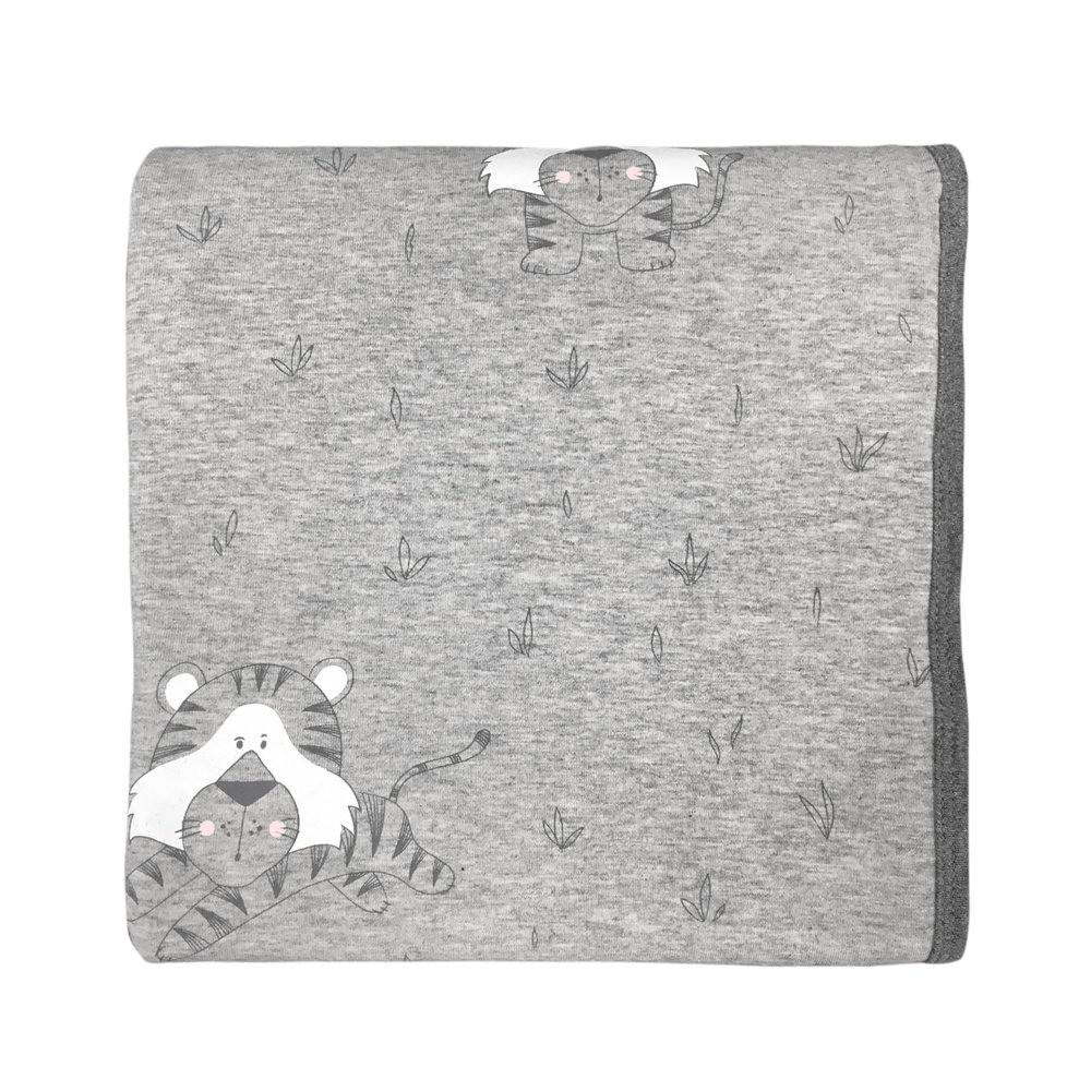 بطانية بتصميم نمر من ماركة Mister Fly من دوها