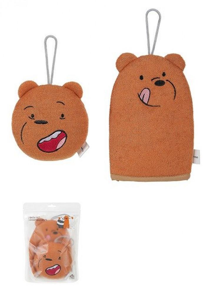 مجموعة ادوات استحمام We Bare Bears شهاب ميني سو Miniso حب الحياة حب ميني سو تسوق واحصل علي افضل الاسعار