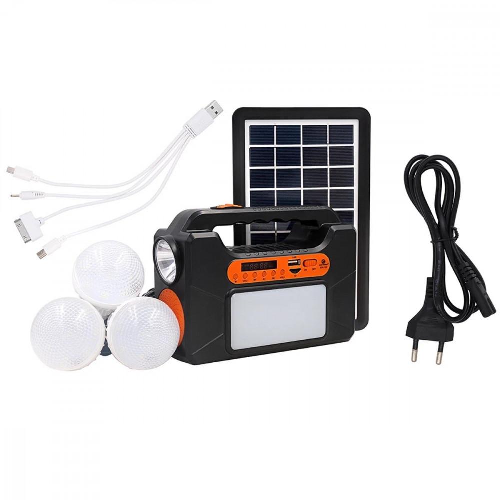 جهاز المكشات بالطاقة الشمسية