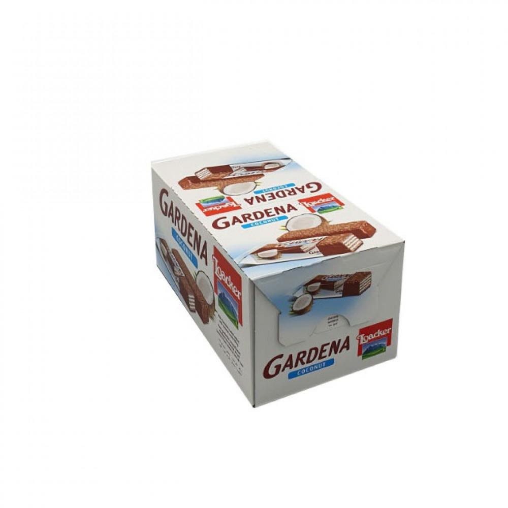 لواكر غاردينيا ويفر بجوز الهند 17 5g 35 12 حلويات كابر