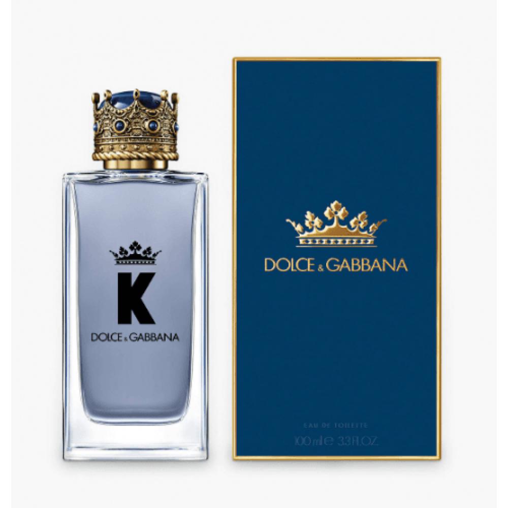 Dolce Gabbana K Eau de Toilette 100ml خبير العطور