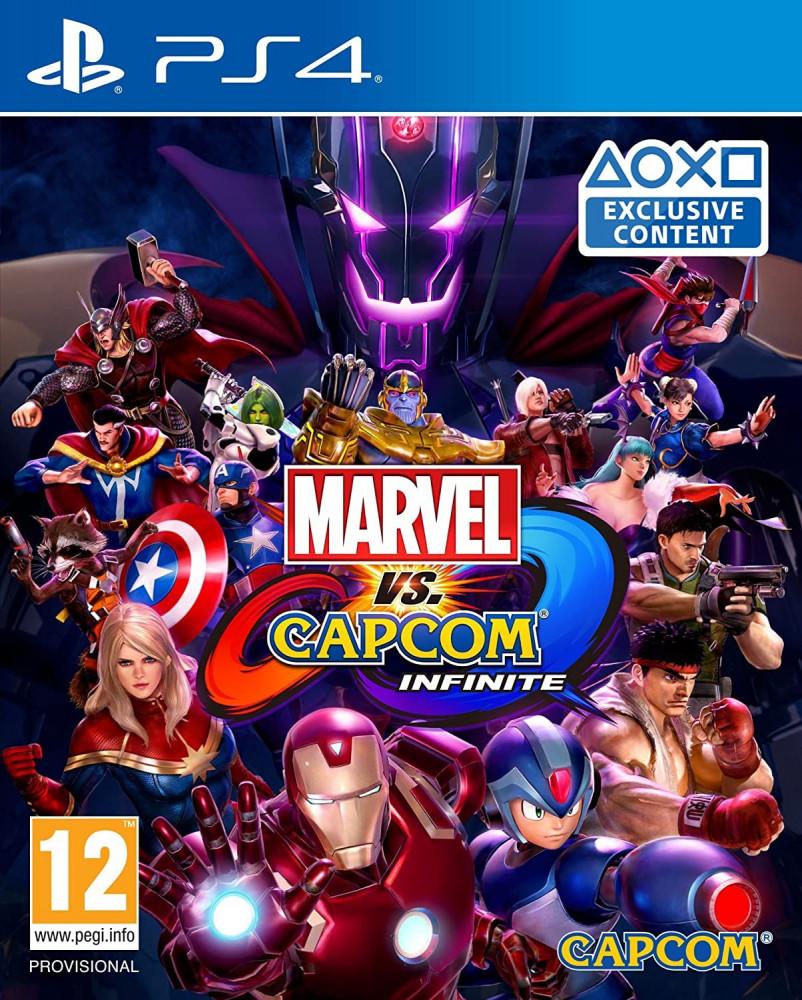 Marvel Vs Capcom Infinite -PS4
