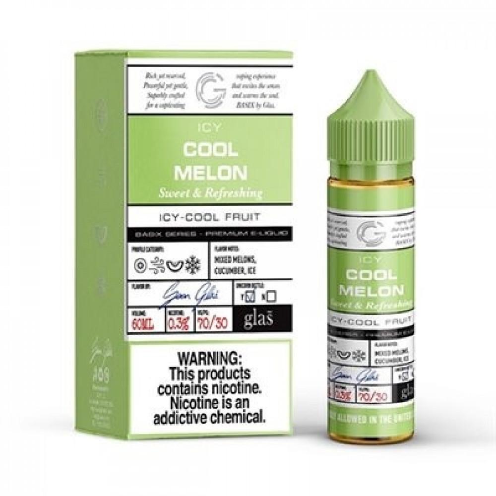 ICY Cool Melon - 60ML - شيشة سيجارة نكهات فيب Vape