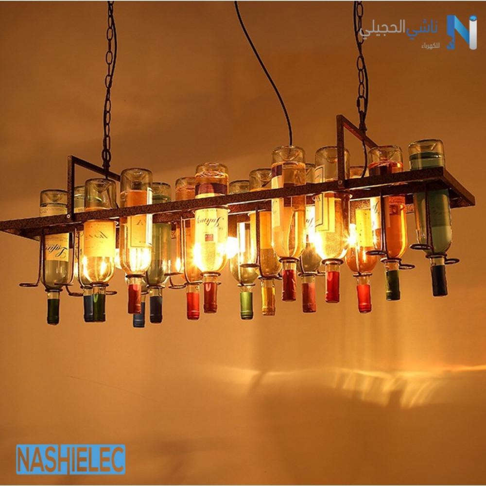 إضاءة كافيهات مطابخ مطاعم - مخازن الإضاءة