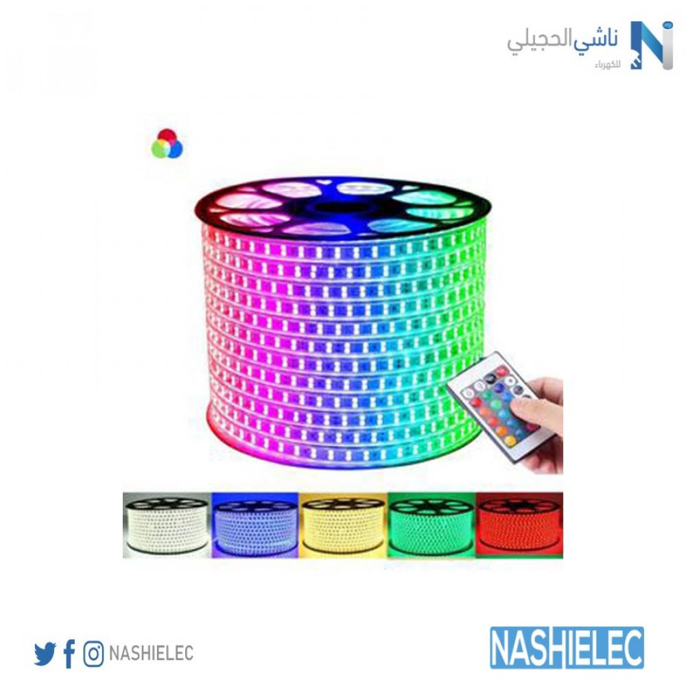 شريط لمبة ليد خارجي - ناشي الحجيلي