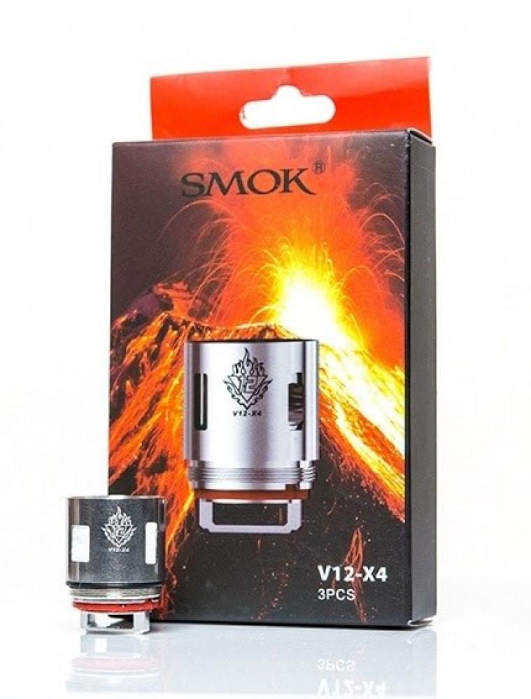 COIL  SMOK V12 X4  كويلات سموك برنس كويل تانك سموك برنس vape فيب