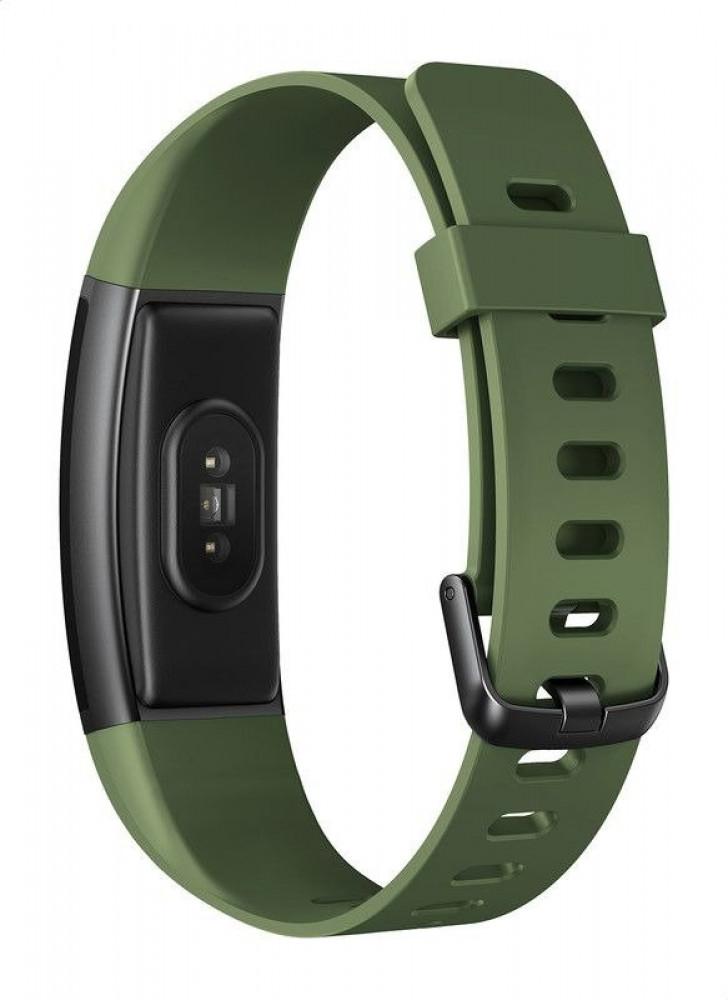 realme band green color