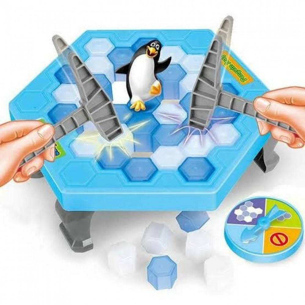 لعبة تحدي البطريق لعبة فخ البطريق فخ البطريق سقوط البطريق العاب اطفال