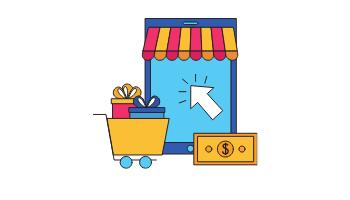 بناء متاجر إلكترونية