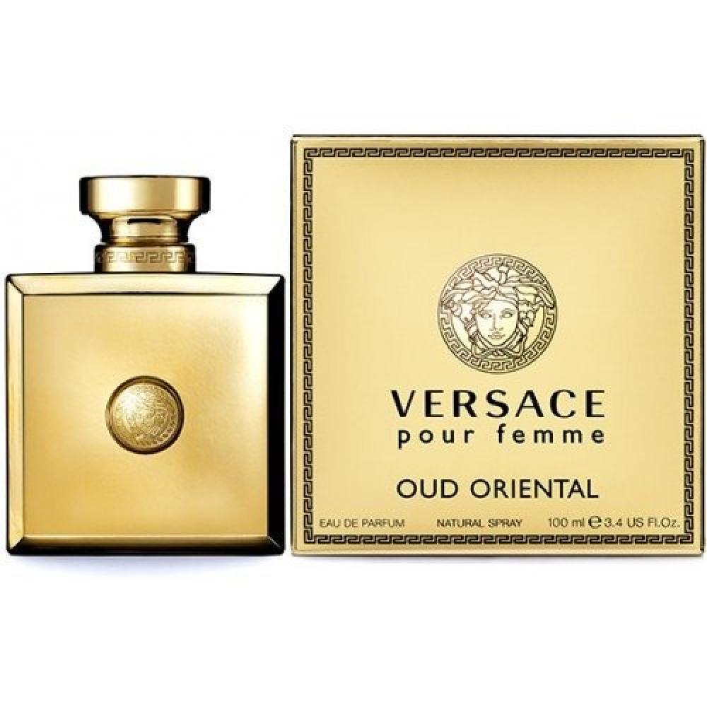 Versace Oud Oriental Eau de Parfum 100ml خبير العطور