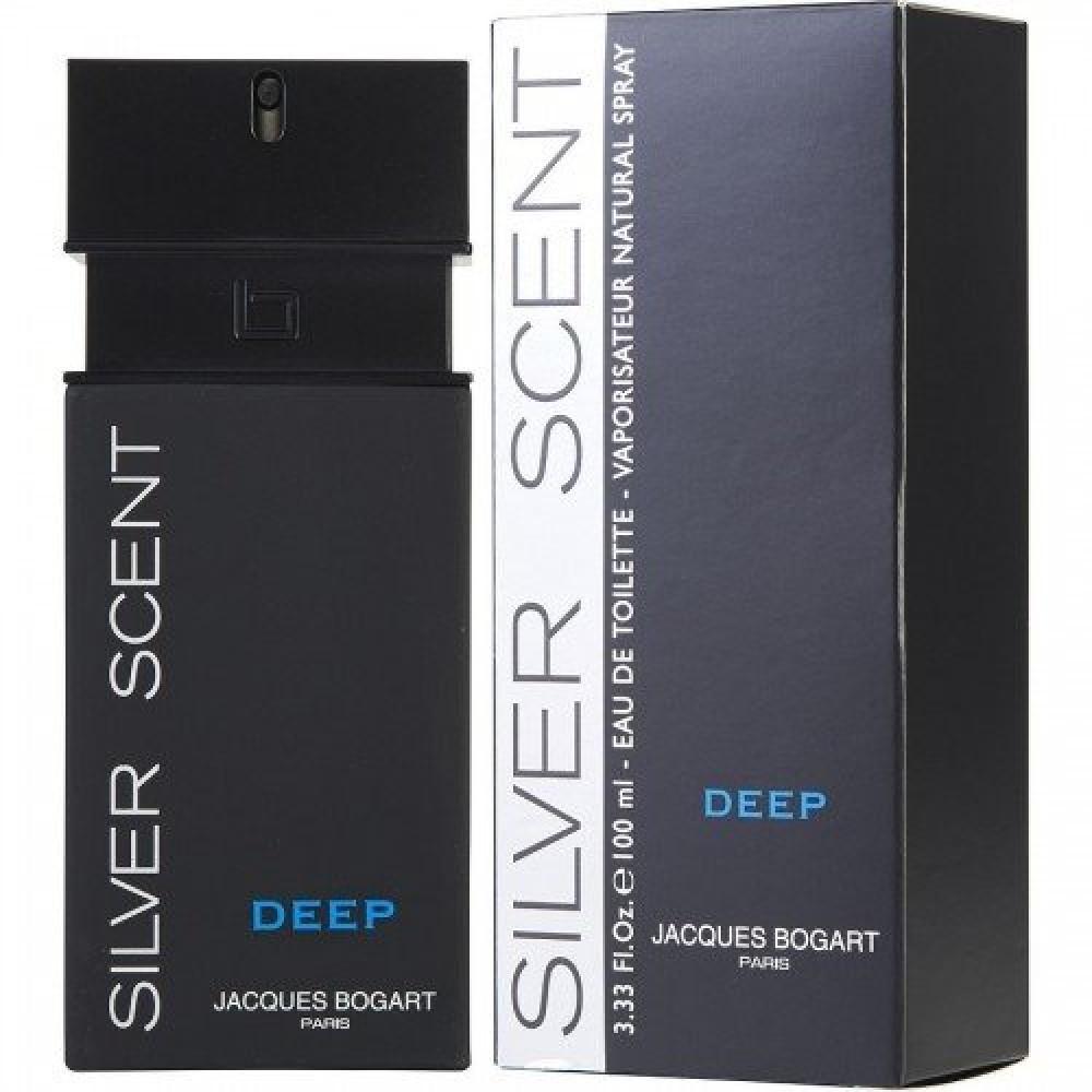 Jacques Bogart Silver Scent Deep Eau de Toilette 100ml