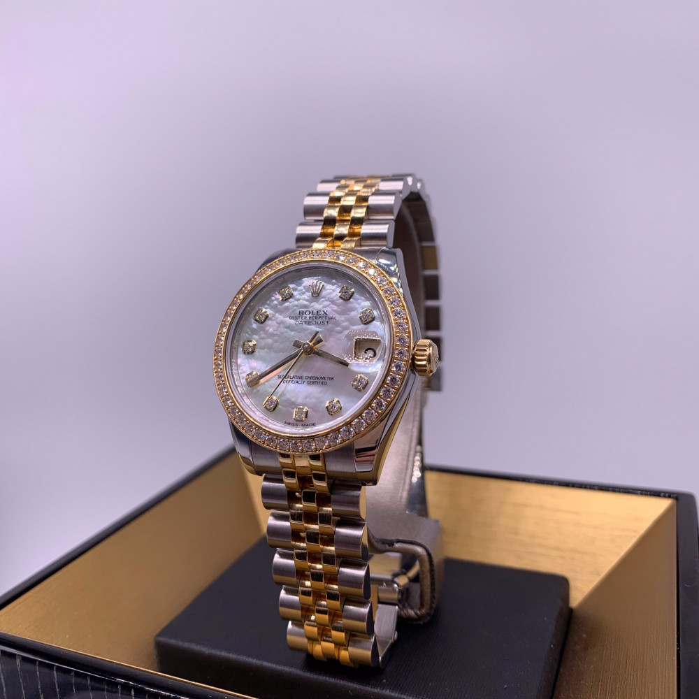 Rolex Datejust 31mm Stainless Steel
