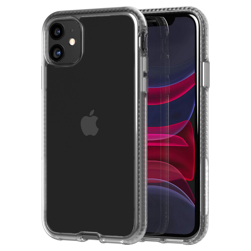 Tech21 Protective Apple iPhone 11 Ultra Thin Back Cover with BulletShi