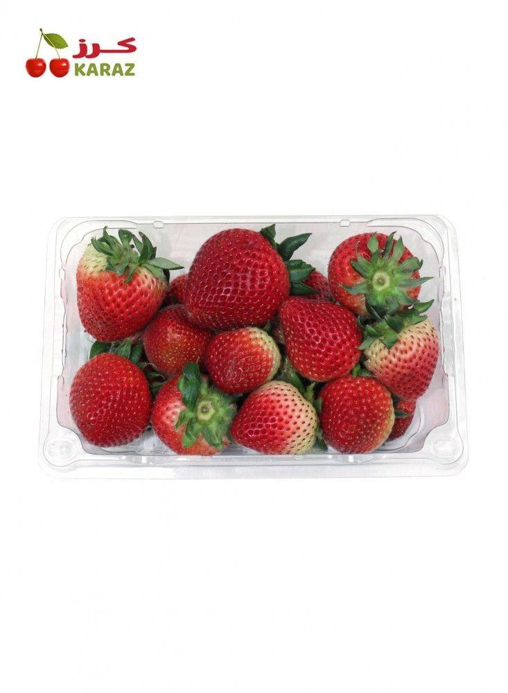 علبة فراولة امريكي