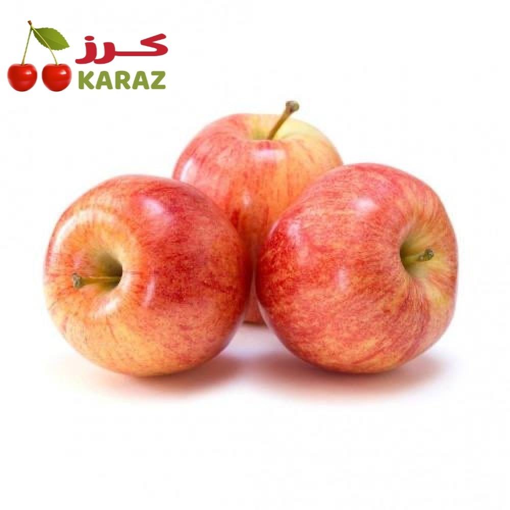 صحن تفاح سكري