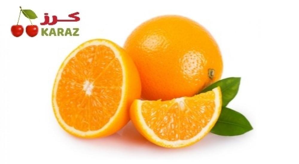 كيلو برتقال عصير