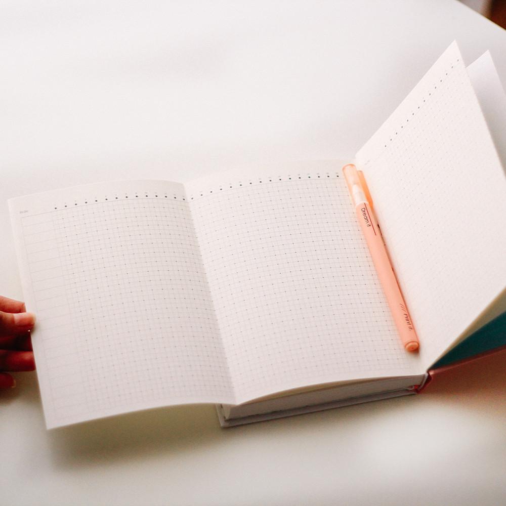 أجندة تقويم شهري أسبوعي سنوي مذكرات مفكرة اجنده قرطاسية جداول دفتر