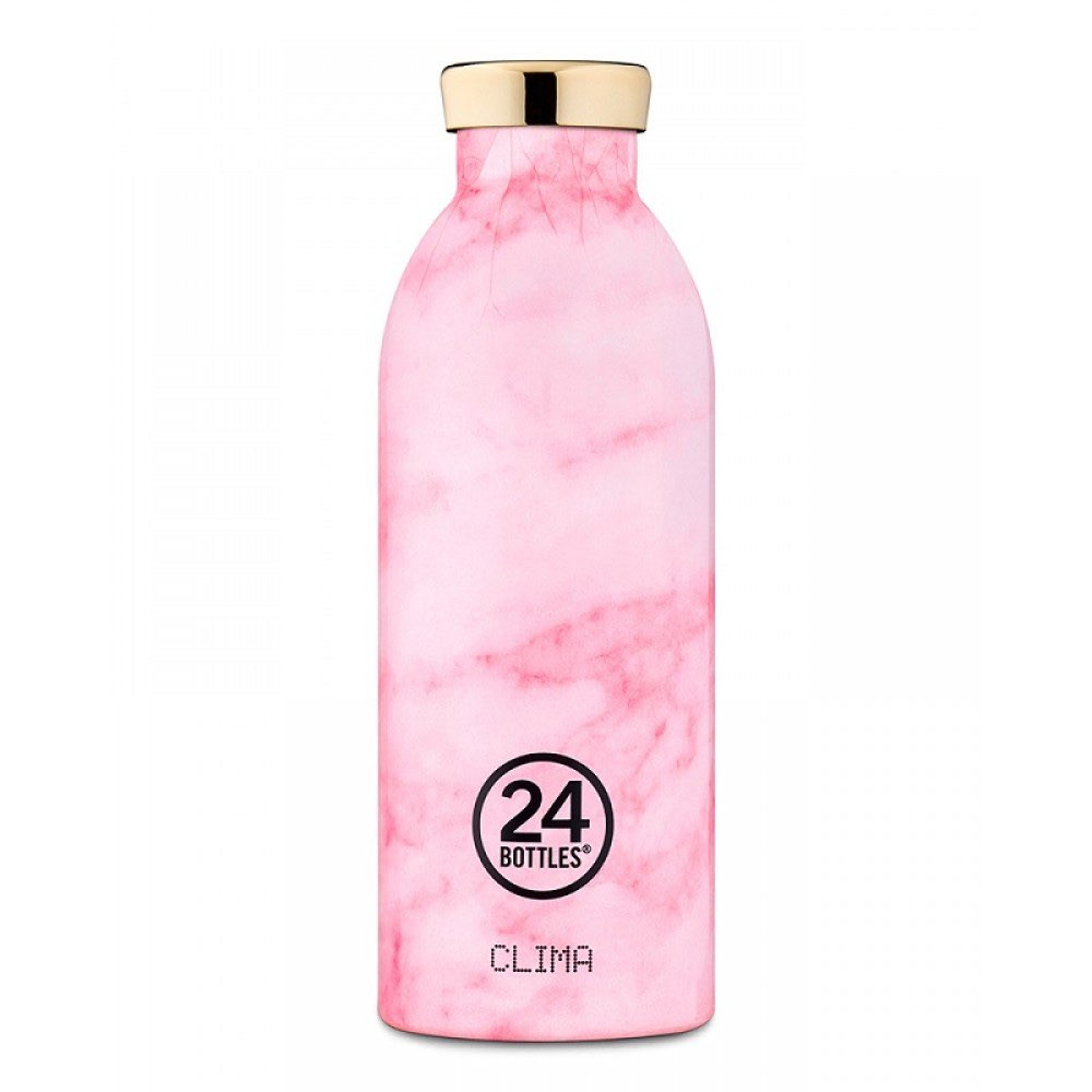 Clima 500 ml Marble Pink 24 Bottles