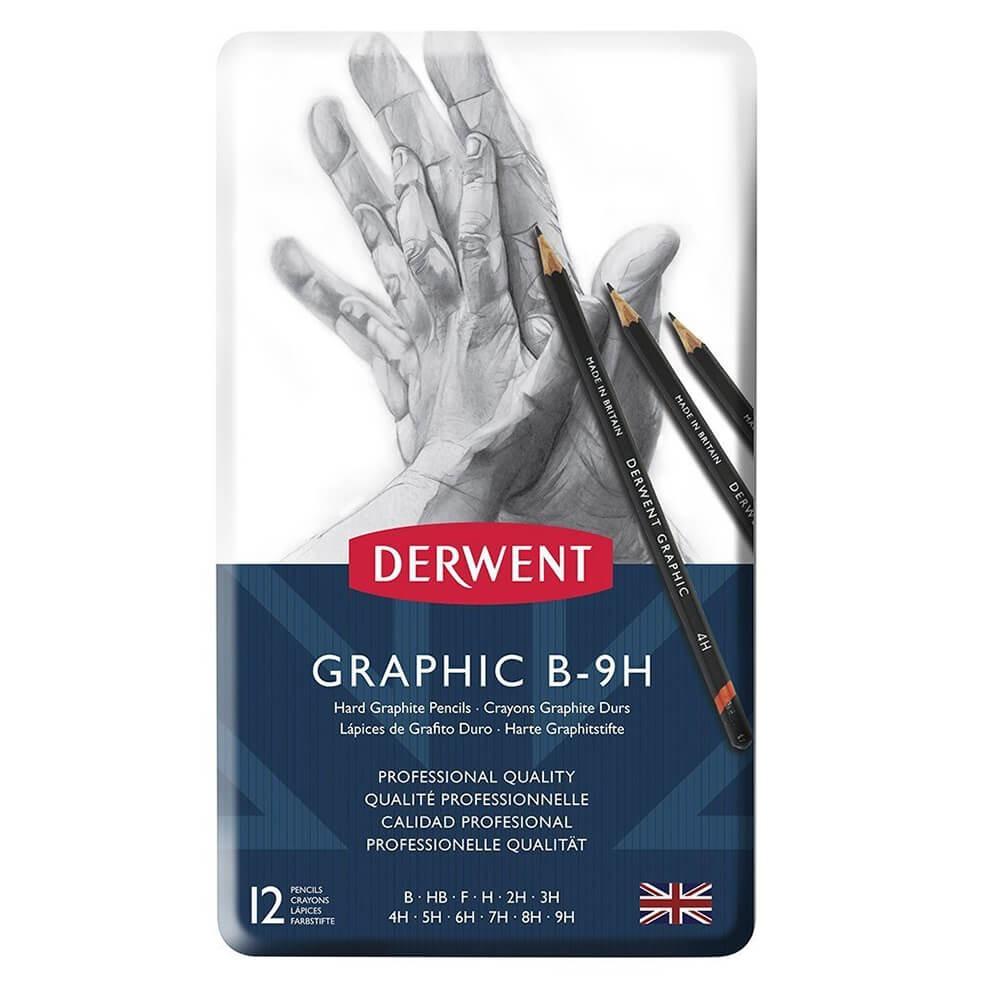 ديرونت - 12 قلم رصاص