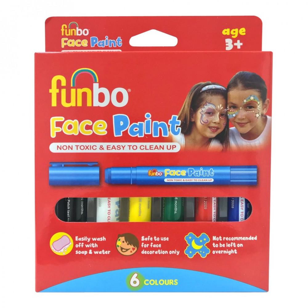 اقلام فونبو للرسم على الوجه - 6